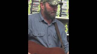 Tim Barry's new song about K8 12/5/15 Arkansas Record-CD Exchange-Little Rock, AR HHO15