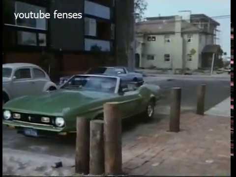 Mast St. Marina del Rey. Beau Bridges, Ron Leibman, Sharon Johansen Your Three minutes are up 1973
