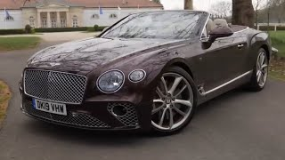 Best of Volkswagen 95 millióért - Bentley Continental GT Convertible 2019.