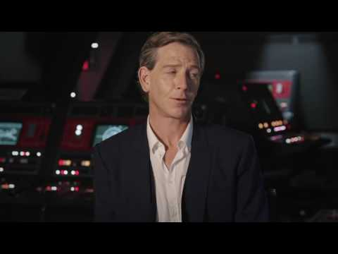 Rogue One: A Star Wars Story: Ben Mendelsohn Krennic Behind the Scenes Movie interview