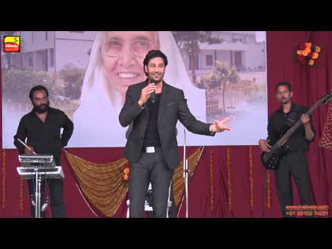HARBHAJAN MAAN ہربھجن ماں ਹਰਭਜਨ ਮਾਨ | NEW LIVE at GURU NANAK NATIONAL COLLEGE DORAHA (Ldh)