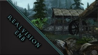 Skyrim Mods: How To Install RealVision ENB (ReUpload)