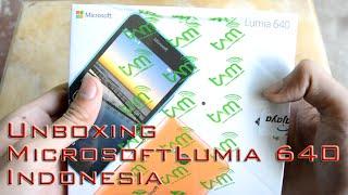 Unboxing Microsoft Lumia 640 Indonesia (Juragan Tekno)
