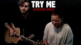 Try Me - Jason Derulo feat. Jennifer Lopez & Matoma (Rasmus Hagen & Ida Hallquist Cover)