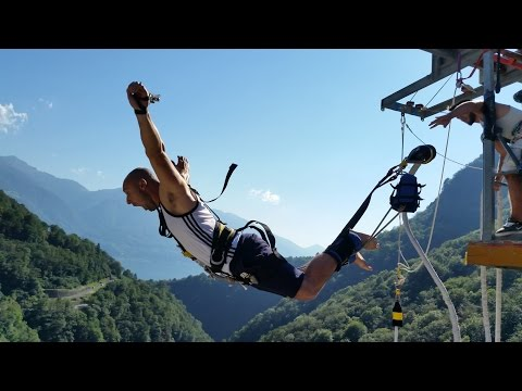 Verzasca Bungee Jump 007 Goldeneye
