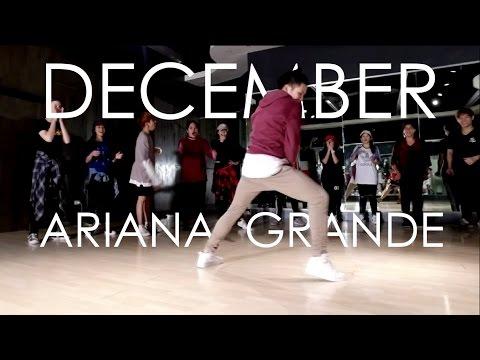 December - Ariana Grande | MASTER CLASS | Choreography Smart.Bazic |