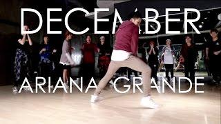 December Ariana Grande MASTER CLASS Choreography Smart Bazic