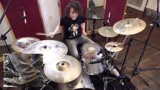 "The Hirsch Effekt - ""Bezoar"" Playthrough: Drums"