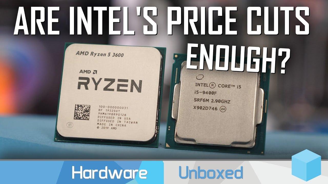 Ryzen 5 3600 vs  Core i5 9400F, Does Intel Offer More Value @ $150?
