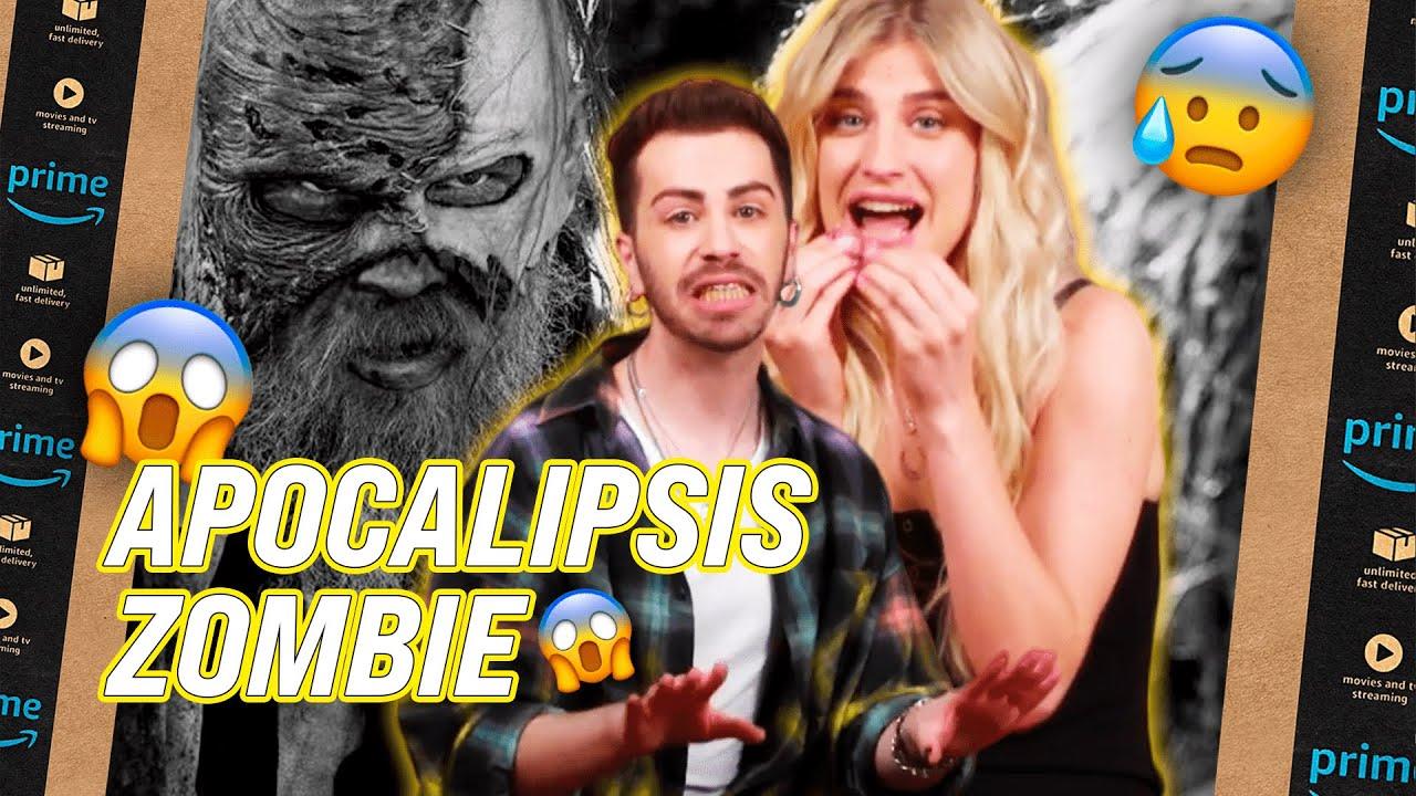 Malbert y Samantha te enseñan a machacar zombies  The Walking Dead: World Beyond  Prime Video España
