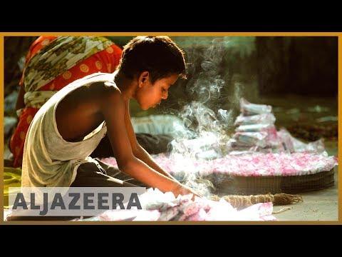 🇧🇩 Child labour in Bangladesh's cheap cigarette factories   Al Jazeera English