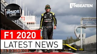 F1 IN 10 - LATEST NEWS - Alonso's Renault test, Reverse grid qualifying races, Mercedes and more