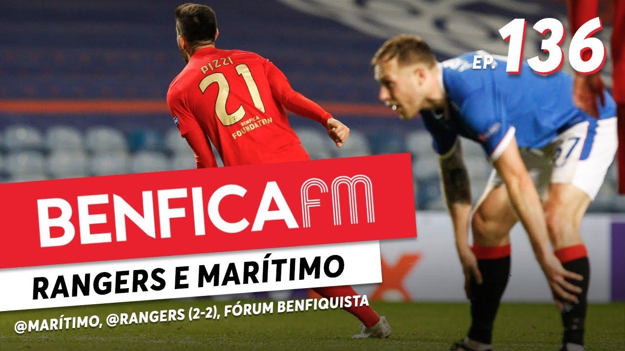Benfica FM #136 - Marítimo e Rangers x Benfica (1-2, 2-2) Fórum benfiquista