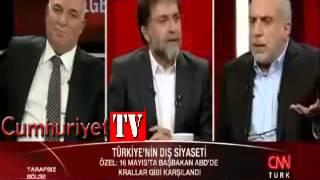 Soli Özel AKP hükümetinin dış politikasını yerden yere vurdu