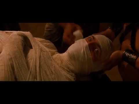 the mummy imhotep mummified