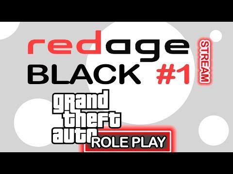 RedAge RP #1 Black 31.07.2019 + активное общение с чатом