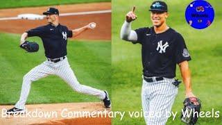 Yankees 1st Intrasquad Game of Summer Camp Highlights & Breakdown (7/6/2020) | (Breakdown by Wheels)