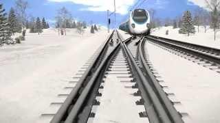 Railway/Railroad Switch Heaters - London Trackwork, Inc.