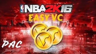 Easiest Way To Earn VC In NBA 2K16