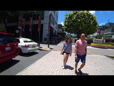 Philippines Manila Global City Bonifacio Taguig City Tour Paul Ranky 4K UHD H264 Video