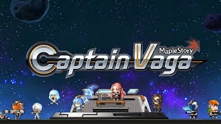 MapleStory Captain Vaga + CS89 Coin Shop