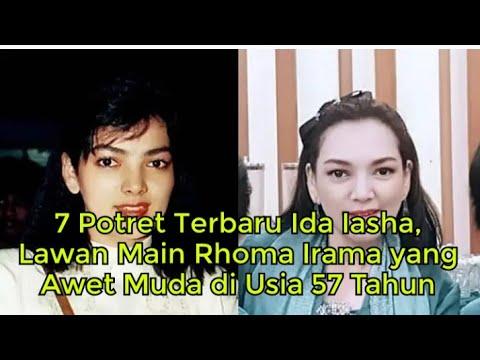 Download 7 Potret Terbaru Ida Iasha, Lawan Main Rhoma Irama yang Awet Muda di Usia 57 Tahun