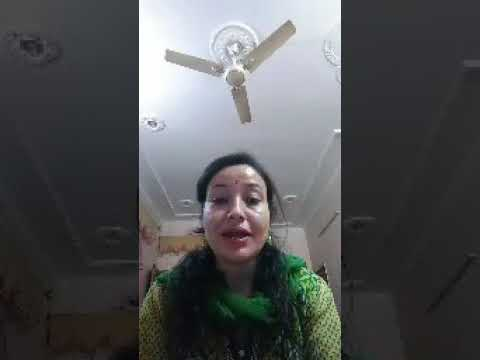 Singing Entry   Varsha Tiku   Jammu, India