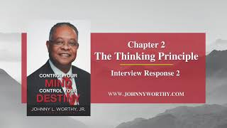 The Thinking Principal Interview - Response 2