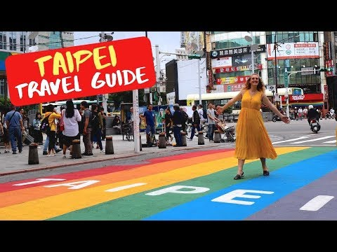 29 EPIC Things To Do in Taipei // Taiwan Travel Vlog