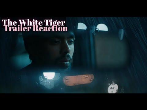 The White Tiger Official Teaser Trailer Reaction Mashup
