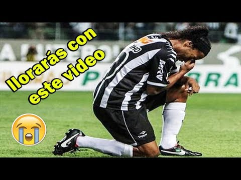 Adiós RONALDINHO - Emotivo Video de Despedida | 100% llorarás