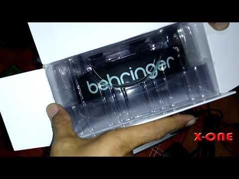 Mixer Behringer Xenyx QX1002 USB ( QX 1002 USB ) With Soundcard