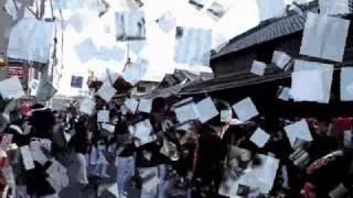 久米田寺行基参りの13町が額原町に集合しました。