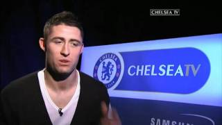 Chelsea fc - exclusive gary cahill interview