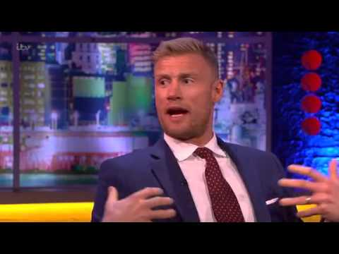 Freddie Flintoff on The Jonathan Ross Show S10E05