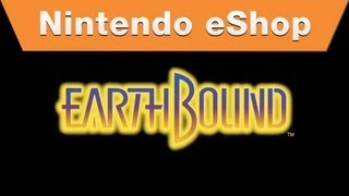 Nintendo eShop - EarthBound Launch Trailer