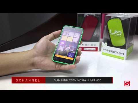 Schannel - Đánh giá chi tiết Lumia 630: Tiên phong mở đường - CellphoneS