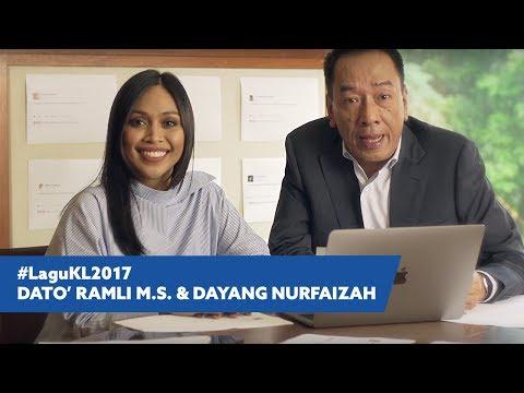 #LaguKL2017 – Dato' Ramli M.S. & Dayang Nurfaizah