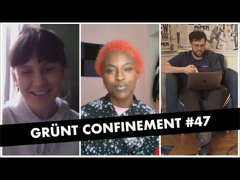 Youtube: Grünt Confinement #47 avec Lean Chihiro et Yvane Jacob
