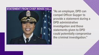 Dallas chief defends not taking action