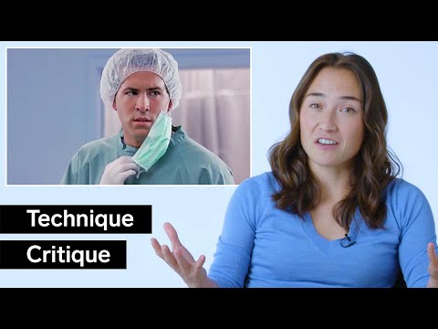 Surgeon Breaks Down 49 Medical Scenes From Film & TV | WIRED