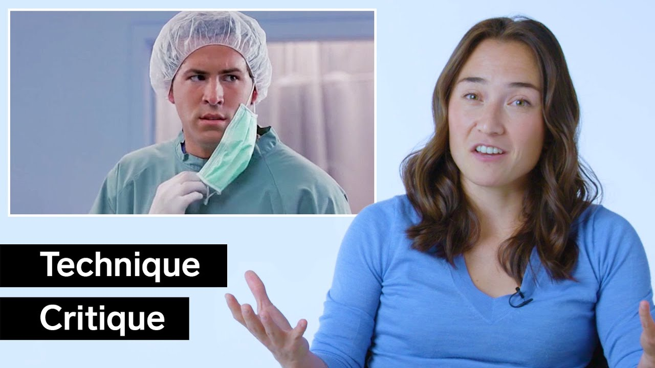 Surgical Resident Breaks Down 49 Medical Scenes From Film & TV ...