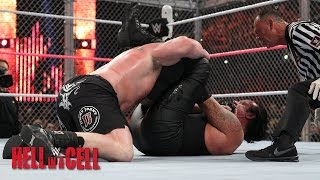 WWE Network: The Undertaker vs. Brock Lesnar - Hell in a Cell Match: WWE Hell in a Cell 2015