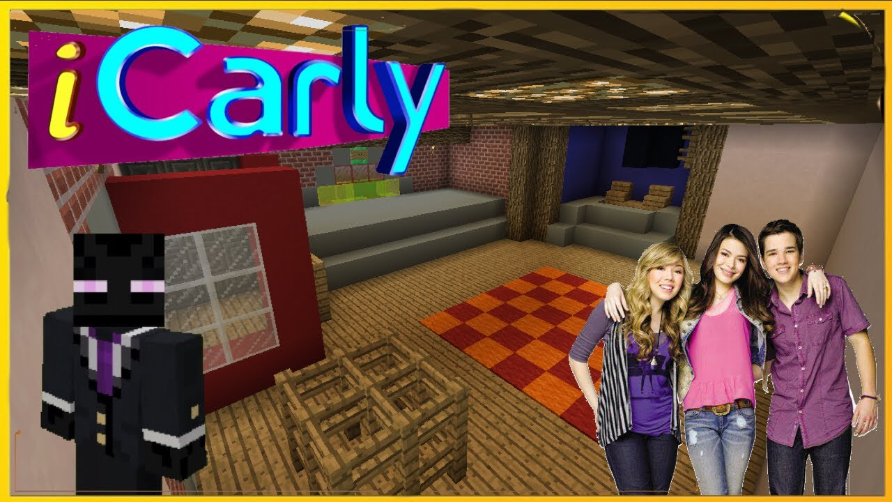 Icarly Apartment Remake Minecraft Pe