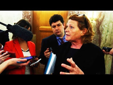 Senator Pushes Bill To Help Banks She Invested In