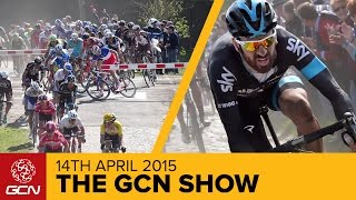 Wiggins Exits, Train Gate And All The Paris Roubaix News – The GCN Show Ep. 118