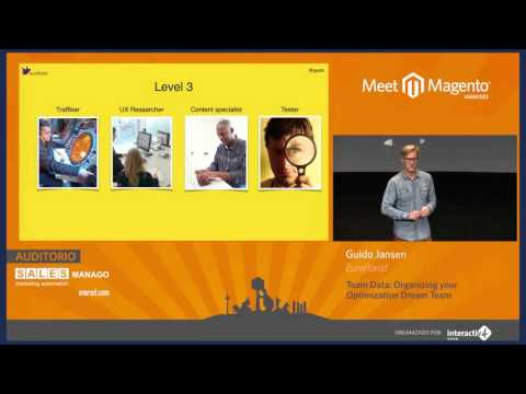 Organizing your Optimization Dream Team @ Meet Magento Spain 2015