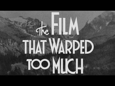 The Man Who Knew Too Much - Restoration Demonstration