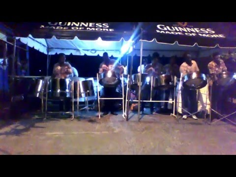 Pantime Steel Orchestra @ Reggae on the Bay