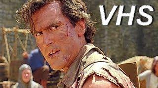 Зловещие Мертвецы 3: Армия Тьмы (1993) - русский трейлер - VHSник